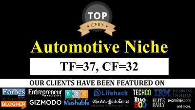 Write and Publish Guest post on autohit.biz Automotive Automobile niche TF 37