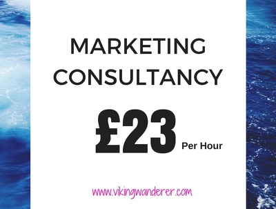 Give you marketing consultancy & social media training
