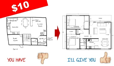 Create you floorplanner 2D