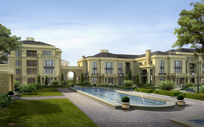 Design an ASTONISHING 3D Architectural Exterior Rendering