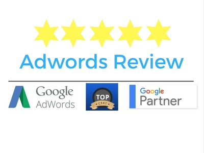 Review your Adwords Account and give you a Detailed Report on how to improve