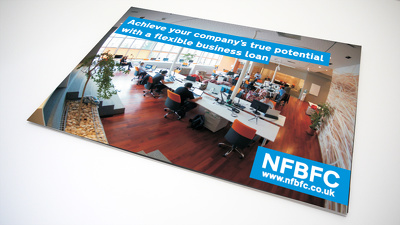 Design a great looking 8-page brochure for you that really sells your company well