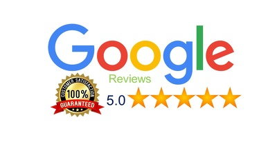 5 Star 10 verified Google Reviews for your business page/place