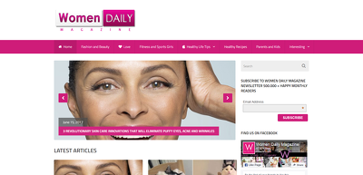 Write and Publish Guest Post At Health And Beauty Blog, Women Daily Magazine
