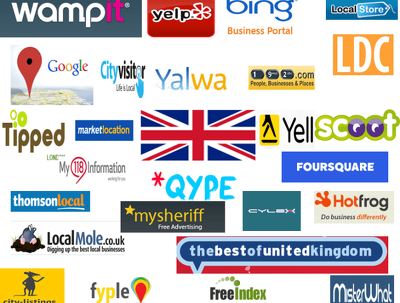 create 80 best UK local citations