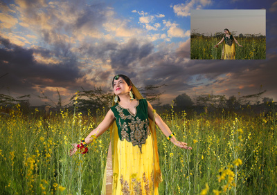 Do any kind of Photoshop editing and manipulation