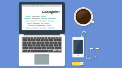 Do bug fixing/ add functionality in your Codeigniter application