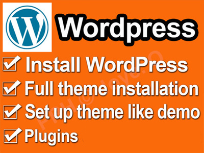 Install WordPress On Domain or Sub Domain