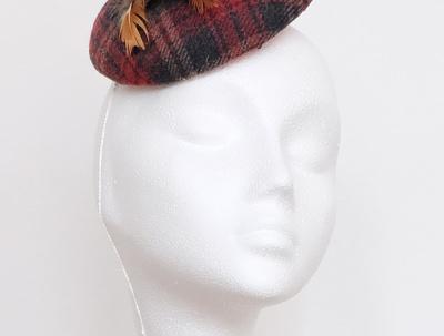 Make a fascinator or hat