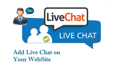 Setup Live Chat On Your Website in 12 hrs or less