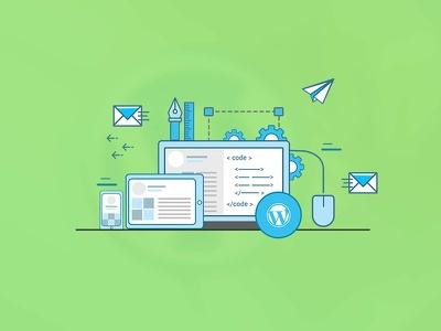 Design you a Responsive Wordpress website