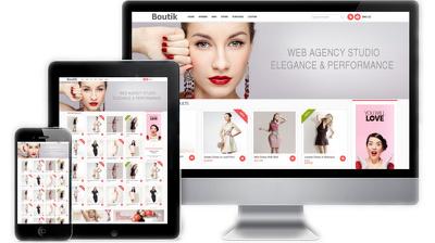 Magento E-commerce Website Design & Development