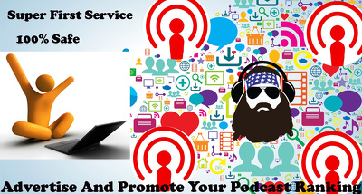 Promote Your Podcast Ranking