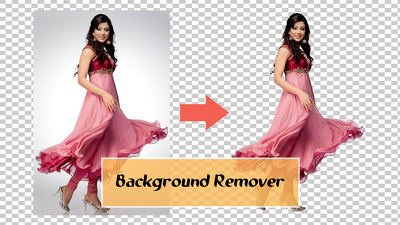 Remove background from 20 photos