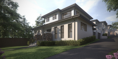 Create 3D architectural visualisation