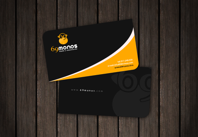 Design business card professionally with unlimited revisions