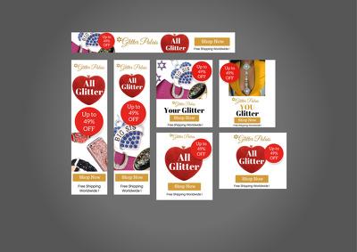 Design Banner Ad + Free Social media Cover + Free social media Profile Picture