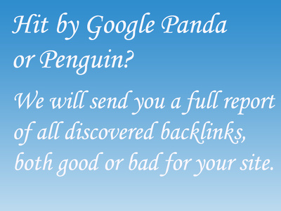 Give you A FULL Backlink Report For Any Website (1 Report) - own your SEO.