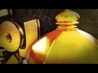 Create a 3D Ramadan Intro