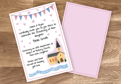 ★ An elegant and exciting Invitation ★