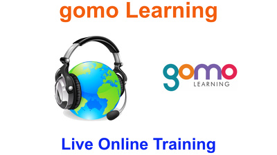 Deliver live 1-to-1 online training on gomo for 1 hour