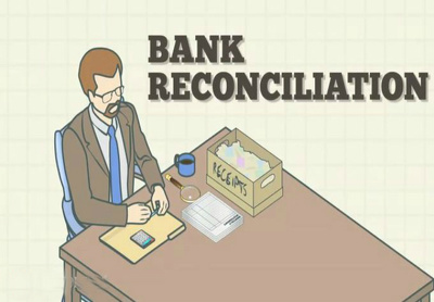 Reconciliation of your bank statements