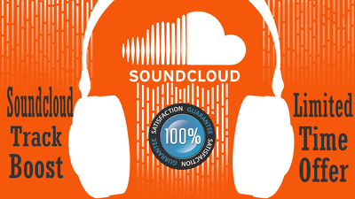 Boost your Soundcloud Track and grow your Follower Like Repost and Play