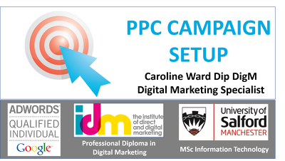Set up your PPC campaign in AdWords following best practice standards