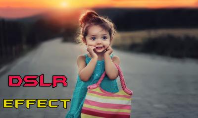 Do DSLR Camera effect Professionally 10 photos