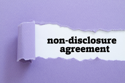 Provide you with legally binding NON DISCLOSURE / CONFIDENTIALITY AGREEMENT (NDA)