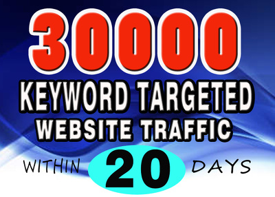 Drive 1500 daily worldwide visitors for 20 days