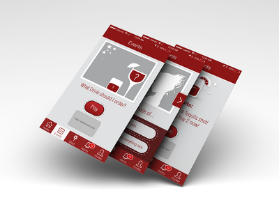 Mobile App UI Design for your iOS or Android app