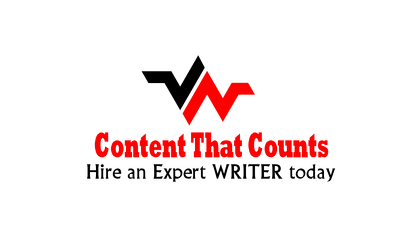 Write CONTENT 100 Words that COUNTS
