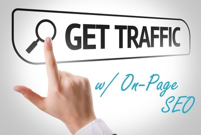 Fix the on-page tasks with quality content.