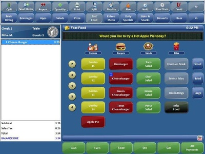 Create fully functional POS (Point of sale) system include Inventory menagment system