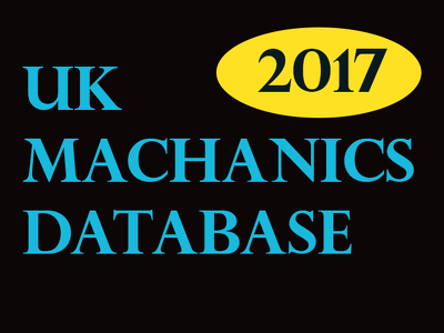 Give you 2500  UK machanics contact list