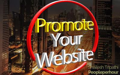 Tweet your website or message to 400K people