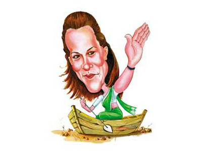 Create a nice caricature as per clients theme with 100% satisfaction and lowest rate.