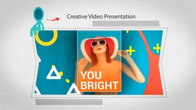 Promote your Brand /service/product with Inkman or Stickman animation video