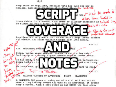 Help you make your screenplay even better.
