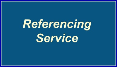 Make 20 references in any required referencing style