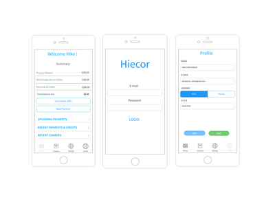 create Wireframes For Your Mobile App