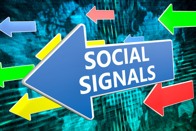 Build 5000 Social Signals, To Website Improving