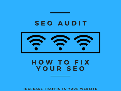 Provide an SEO Audit Review of your website