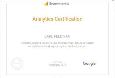 Pass Adwords, Analytics Certifications And Bing Ads Tests