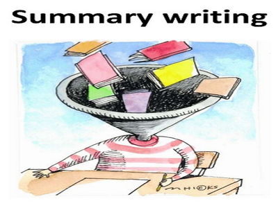 Write summary for you