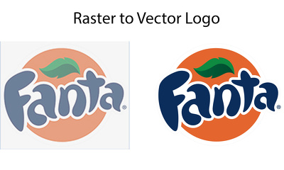 Convert Your Logo Or Graphic To Vector In 24 Hours