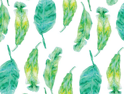 Do a  a tropical(or other) themed watercolor illustration+ 3 elements  +high res.