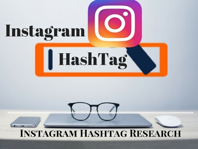 Research Instagram hashtag