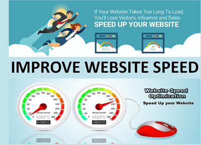 Boost Your Website Loading Speed to Improve Conversion Rate ( Performance )